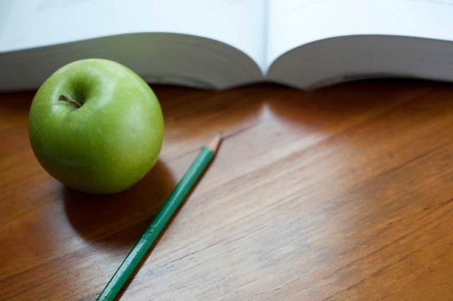 Teacher's Apple